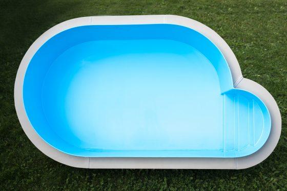 levné plastové bazény