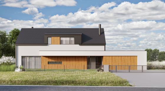 kolik stojí projekt domu