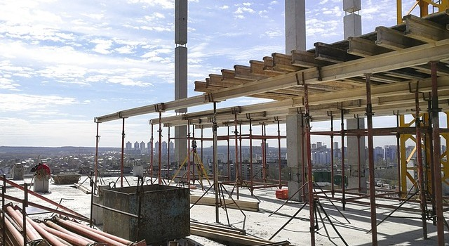 výroba betonu
