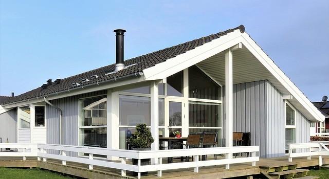 Správný materiál na stavbu dřevěné terasy